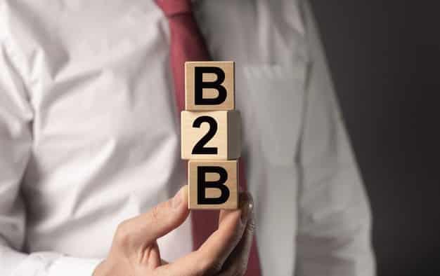 acronimo de b2b inscricao conceito de negocio para negocio 361816 1252 - E-commerce B2B elimina equipe comercial?