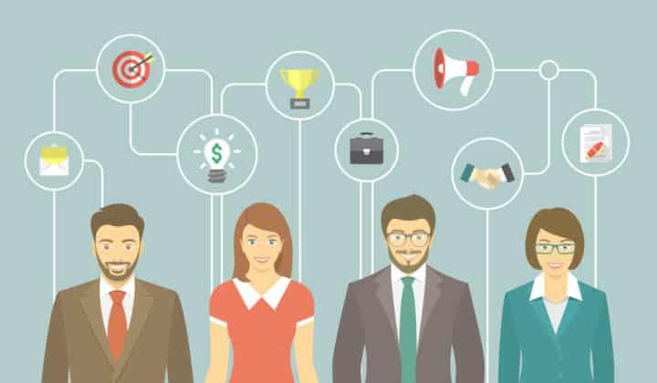 equipe vendas b2b - Fazendo com que as equipes de vendas B2B adotem o comércio eletrônico