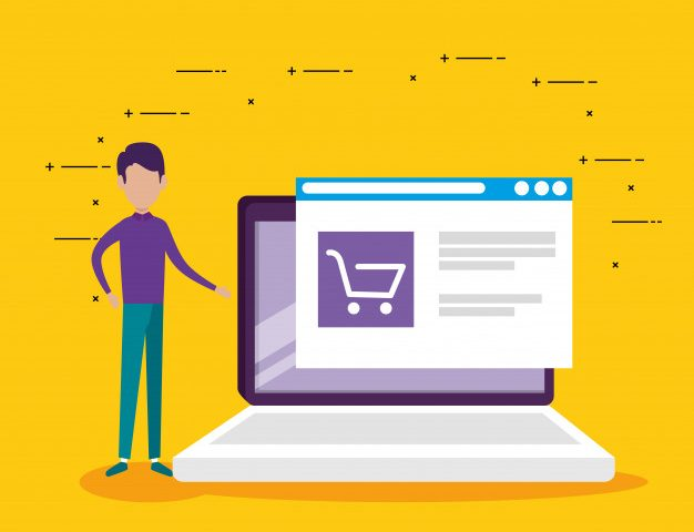 man laptop technology website market sale 24877 56045 626x480 - Crie páginas de produtos que vendem