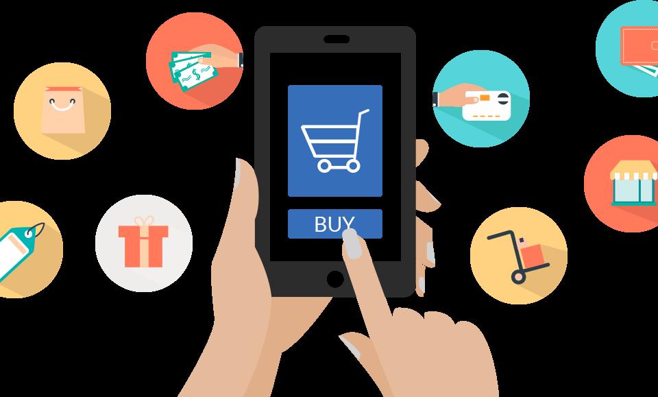 mobile ecommerce 960x579 - Como os smartphones mudaram o e-commerce