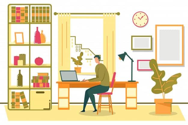 Home office - 5 maneiras de gerenciar o equilíbrio entre vida profissional e pessoal em tempos de Home Office