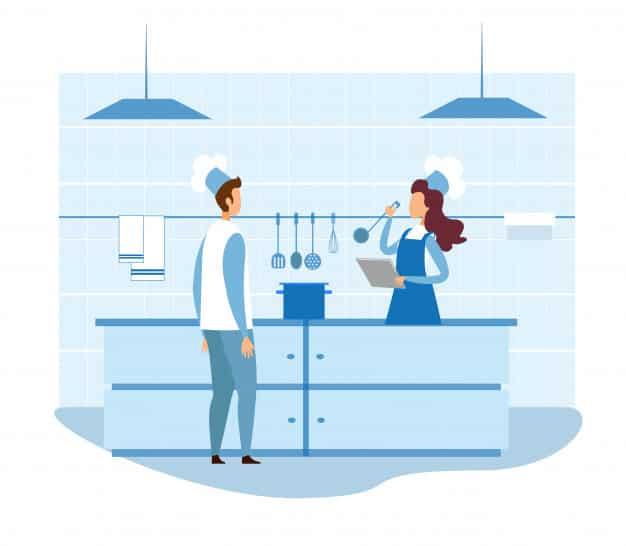 cozinha - 5 maneiras de gerenciar o equilíbrio entre vida profissional e pessoal em tempos de Home Office